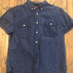 Jean shirt men's